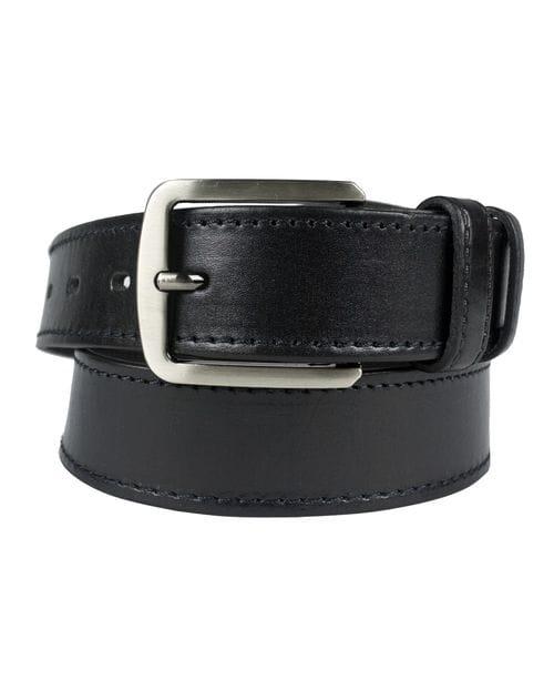 Кожаный ремень Fornace black (арт. 9003-01)