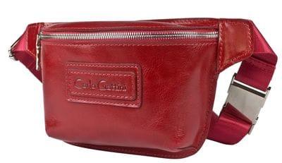 Поясная сумка Vallina red (арт. 7015-09)