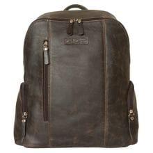 Кожаный рюкзак Versola brown (арт. 3042-04)