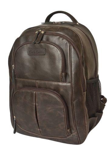 Кожаный рюкзак Rivarolo brown (арт. 3071-04)