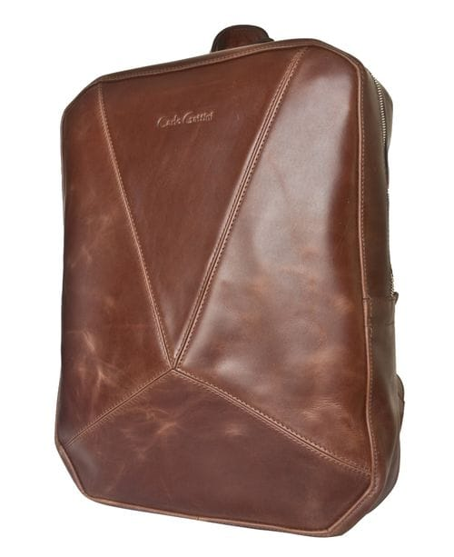 Кожаный рюкзак Lanciano brown (арт. 3066-02)