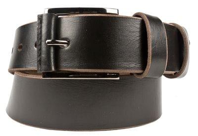 Кожаный ремень Comano black (арт. 9033-01)