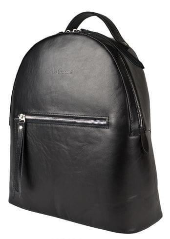 Кожаный рюкзак Marliano black (арт. 3081-01)