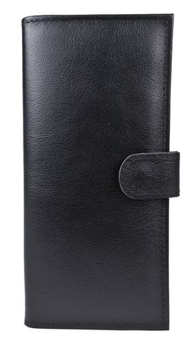 Кожаное портмоне Brolio black (арт. 7421-01)