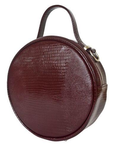 Кожаная женская сумка Avio black (арт. 8019-09)