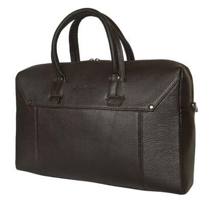 Кожаная мужская сумка Norbello brown (арт. 5041-04)