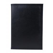 Кожаная документница Siano black (арт. 7426-01)