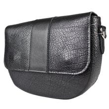 Кожаная женская сумка Albiano black (арт. 8033-81)