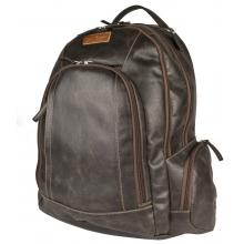 Кожаная сумка-рюкзак Monterone brown (арт. 3096-04)