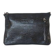 Кожаная женская сумка Lavello black (арт. 8005-01)