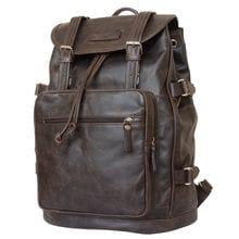 Кожаный рюкзак Volturno brown (арт. 3004-04)