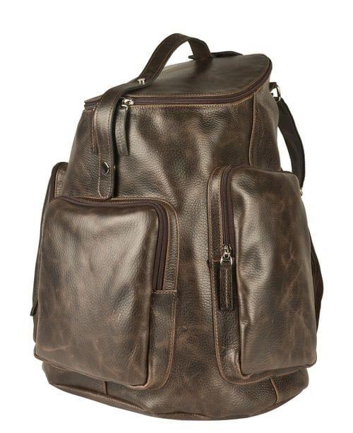 Кожаный рюкзак Torsa brown (арт. 3080-04)