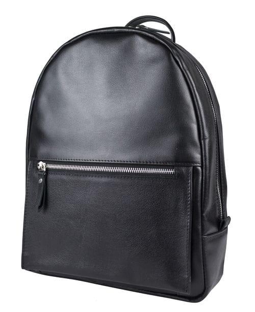 Кожаный рюкзак Caspessa black (арт. 3088-01)