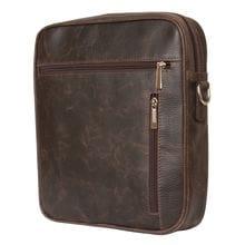 Кожаная мужская сумка Varano brown (арт. 5013-04)