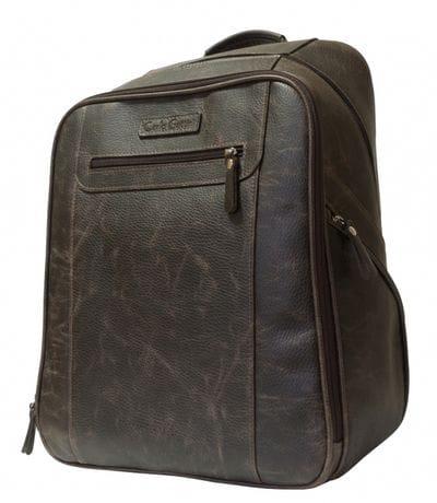Кожаный рюкзак Cossira brown (арт. 3048-04)