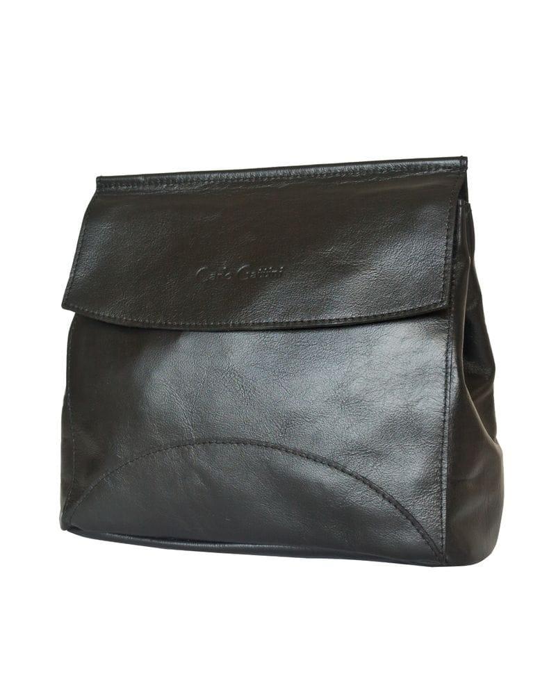 d752afb3a911 Купить Кожаная женская сумка Rossano black (арт. 8014-01) в Москве ...
