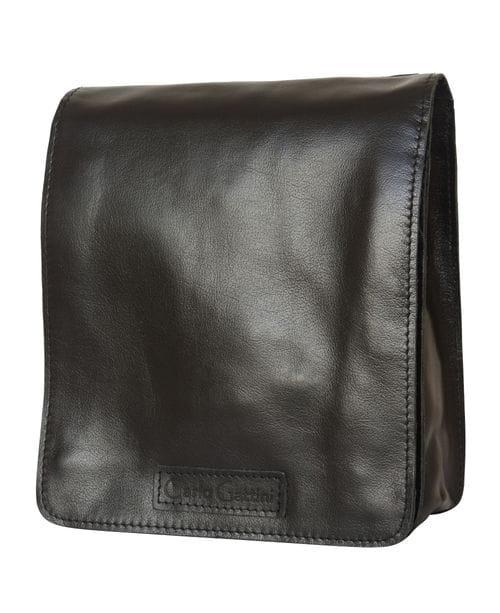 Кожаная мужская сумка Oreto black (арт. 5008-01)