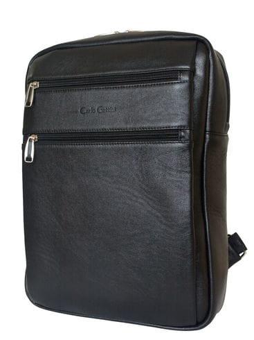 Кожаный рюкзак Berutto black (арт. 3064-01)