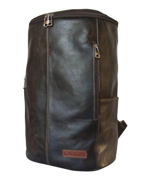 Кожаный рюкзак Tomba brown (арт. 3062-04)