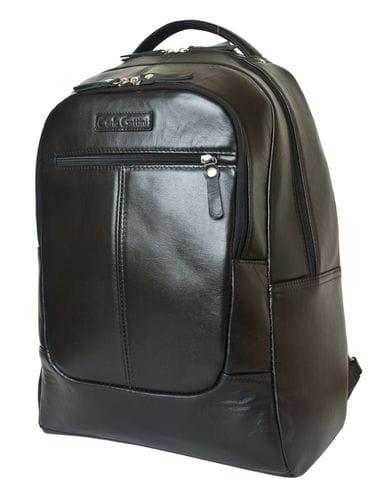 Кожаный рюкзак Coltaro black (арт. 3070-01)