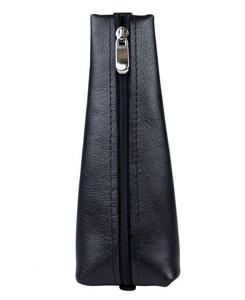 Кожаная ключница Garba black (арт. 7111-01)