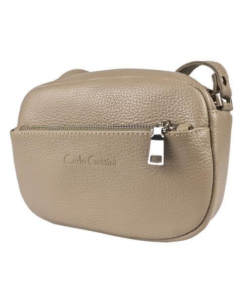 Кожаная женская сумка Cristina cappuccino (арт. 8032-04)