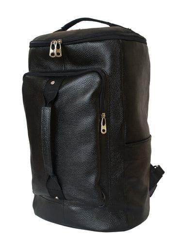 Кожаный рюкзак Verdello black (арт. 3054-01)