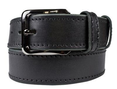 Кожаный ремень Torello black (арт. 9051-01)
