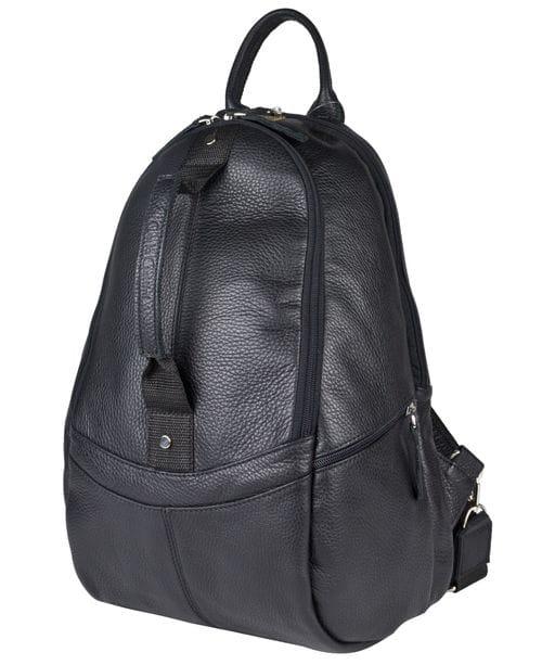 Кожаный рюкзак Tavorella black (арт. 3090-01)