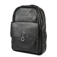 Женский кожаный рюкзак Annicco black (арт. 3077-01)
