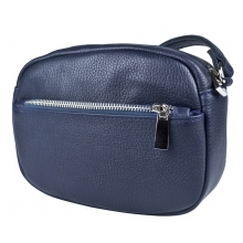 Кожаная женская сумка Cristina blue (арт. 8032-19)