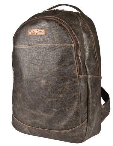 Кожаный рюкзак Faltona brown (арт. 3031-04)