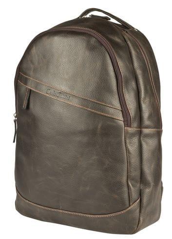 Кожаный рюкзак Briotti brown (арт. 3079-04)