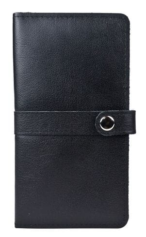 Кожаное портмоне Forno black (арт. 7417-01)