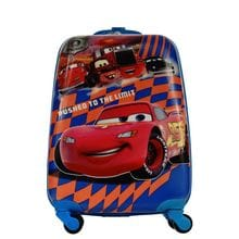 Чемодан детский Atma kids Cars, Pushed to the limit, 44 см