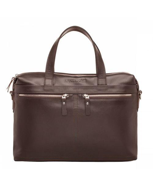 Lakestone Деловая сумка Dalston Brown