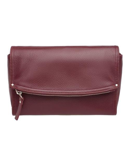 Женская сумка Lakestone Ripley Burgundy