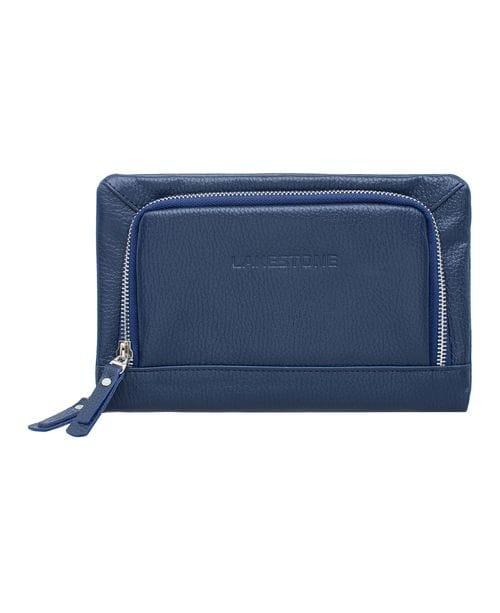 Клатч Barrington Dark Blue(F)