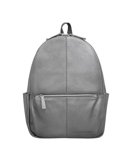 Женский рюкзак Belfry Silver Grey