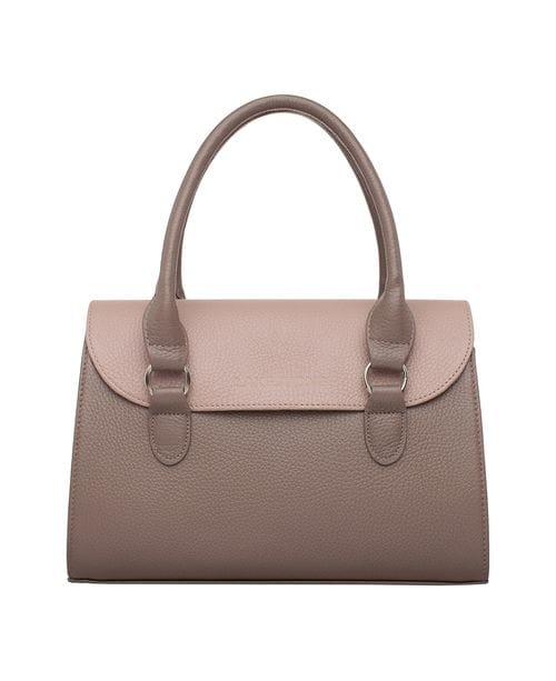 Женская кожаная сумка Bloy Taupe