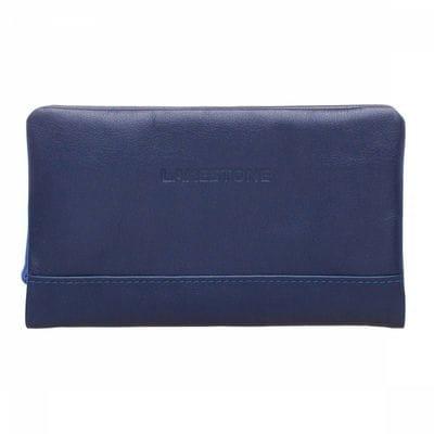 Lakestone Клатч Crispin Dark Blue