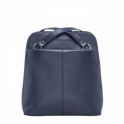 Lakestone Компактный женский рюкзак-трансформер Eden Dark Blue