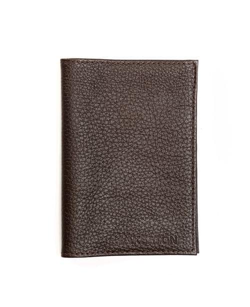 Обложка для паспорта Ripon Brown