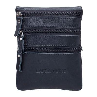 Lakestone Небольшая сумка через плечо Wesley Black
