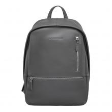 Кожаный рюкзак Adams Grey