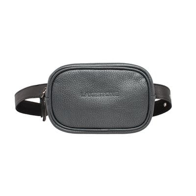 Поясная сумка  Lakestone Alma Silver Grey