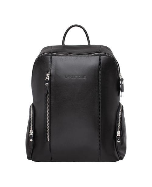 Кожаный рюкзак Arlington Black