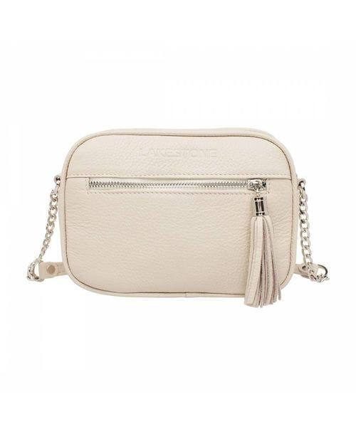 Женская сумка Lakestone Edna Beige