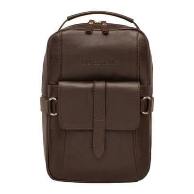 Рюкзак на одной лямке Pill Brown