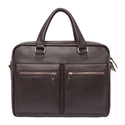 Lakestone Деловая сумка Colston Brown